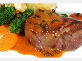 Pfeffer steak