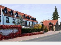 Hotel Parkhotel Průhonice - podzim