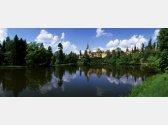 Průhonice - park a zámok (UNESCO)