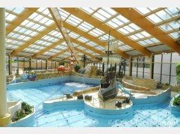 Aquapark Čestlice - cca 300 m od hotelu