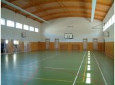 Základná škola Průhonice - telocvičňa