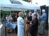 Firemný raut - Reštaurácia a letná záhradka