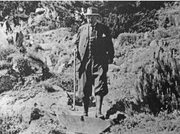 Hrabě Arnošt Emanuel Silva-Tarouca, zakladatel Průhonického parku