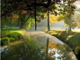 Průhonice - park, památka UNESCO