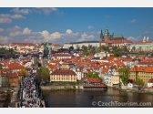 Praha - historický klenot Evropy