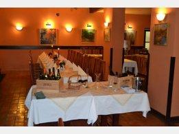 Restaurace - ochutnávka vín