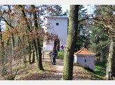 Park Průhonice - vyhlídková věž Gloriet