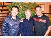 Amedeo Minghi, Davide Mattioli a Andrea Andrei