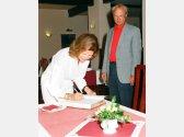 Švédský kralovský pár - Carl XVI. Gustaf a Silvia