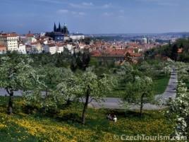 Praha Petřín