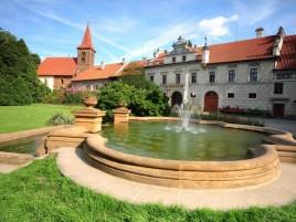 Průhonice - zámek