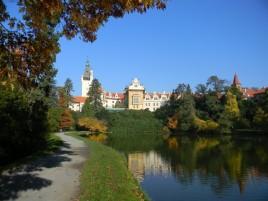 Průhonice - Park a zámek