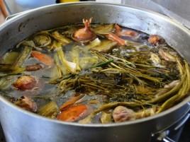 Tradiční příprava polévek